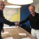 Ondertekenen contract Den Oever - Gulf