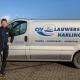 Gerard Weidenaar, bedrijfsleider CIV Lauwersoog, zorgt voor een duurzame haven door gebruik van brandstof ChangeXL voor alle veerboten, visserij en klanten.